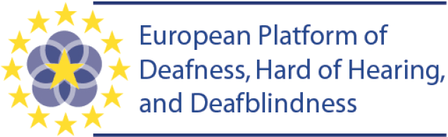 EPDHDB European Platform of Deafness, Hard-of-Hearing and Deafblindness